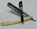 straight razor опасная бритва Silberstahl Best Silver Steel
