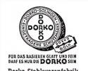 straight razor DORKO logo