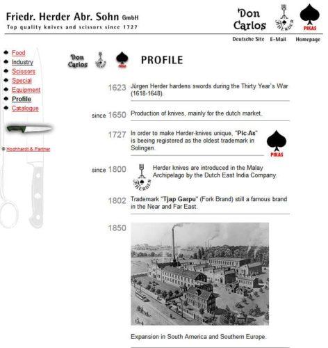 Friedr. Herder Abr. Sohn (3)straight razor