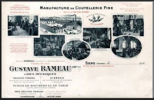 Rameau (2)straight razor