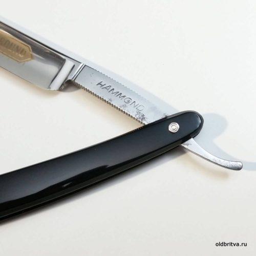 бритва Hammond straight razor