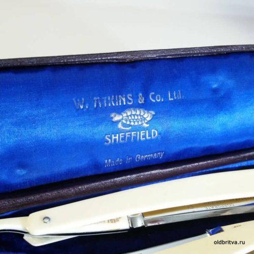 бритва W.Atkins