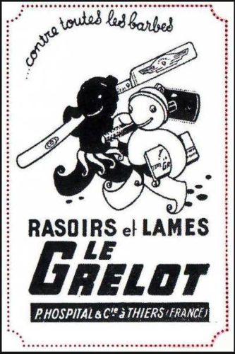 Le Grelot.