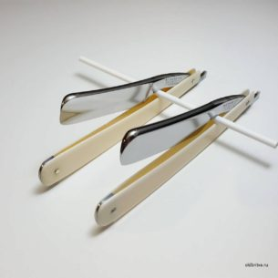 Опасная бритва Richardson Church St Liverpool straight razor (8)