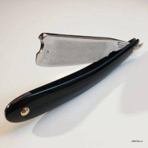 Опасная бритва Wade&Butcher Silver Steel straight razor (3)