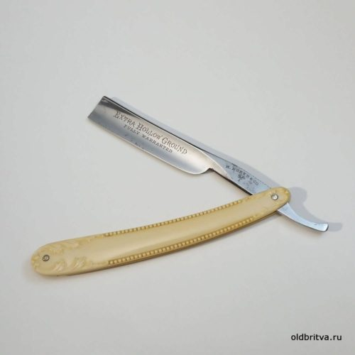 Boker Extra Hollow Ground