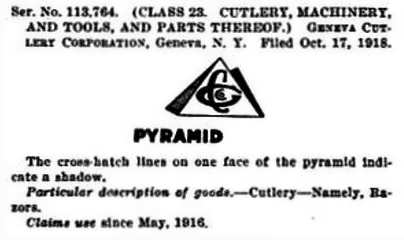 Geneva Cutlery Corp