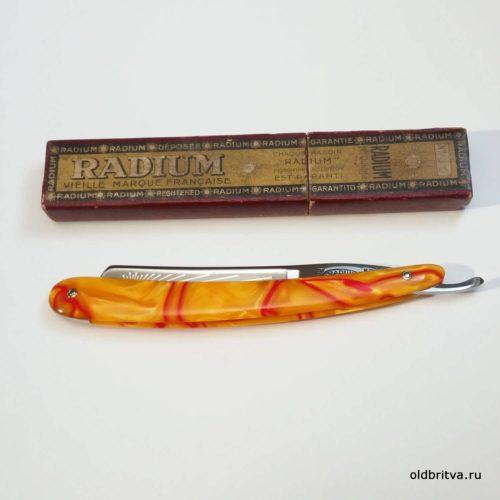 бритва Radium