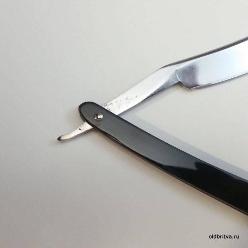 бритва Brossard straight razor