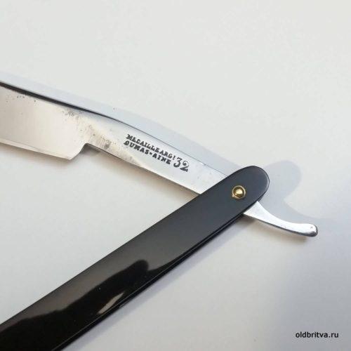 бритва Dumas Aine straight razor