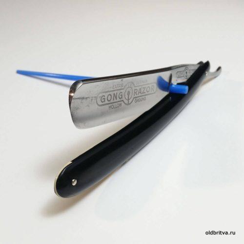 бритва ERN Gong Razor straight razor