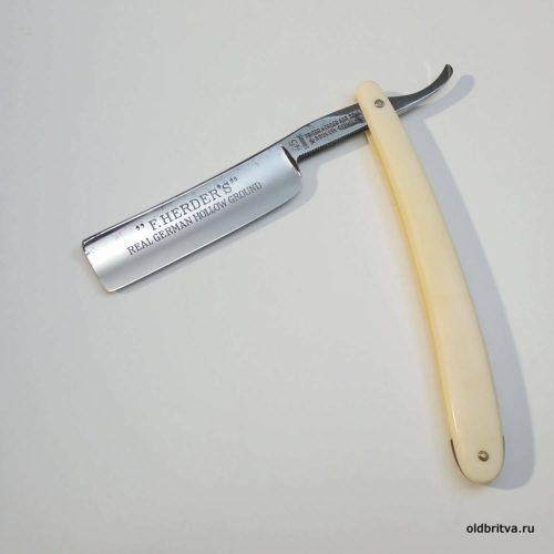 бритва Friedr. Herder 45 straight razor