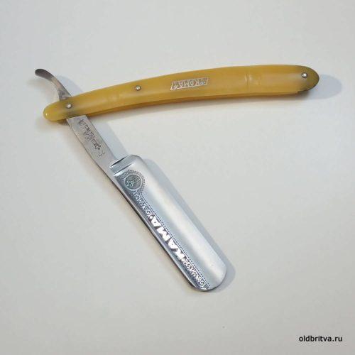 бритва KAMA 77 straight razor