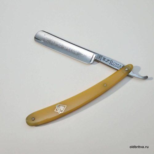 бритва Puma 88 straight razor