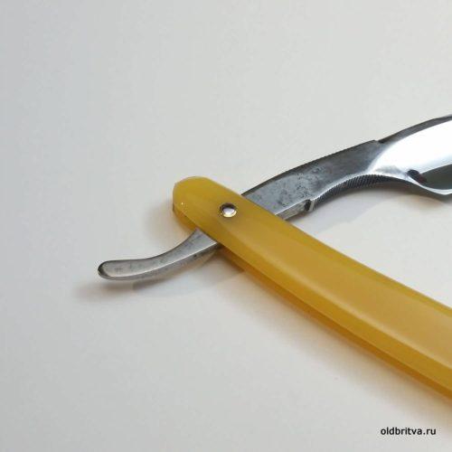 бритва Radium Fontenille straight razor