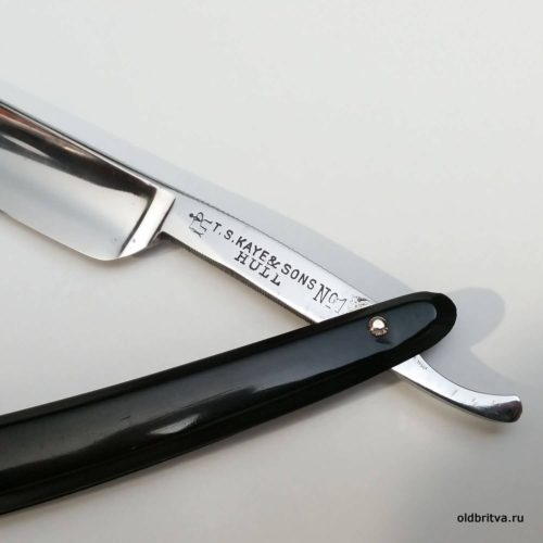 бритва T.S. Kaye & Sons straight razor