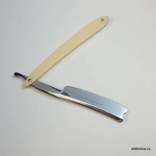 бритва бритва Marshers & Shepherd straight razor