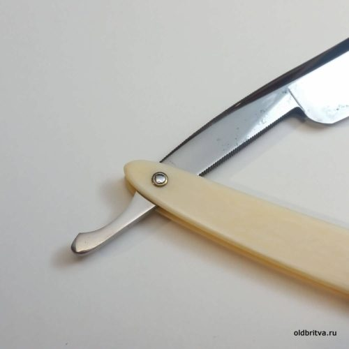 бритва бритва Marshers & Shepherd straight razor