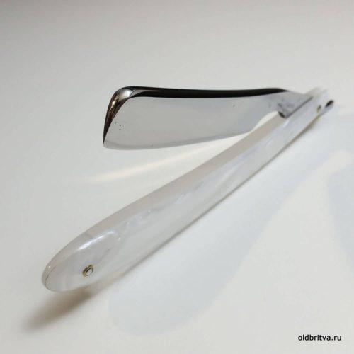бритва клин франция straight razor