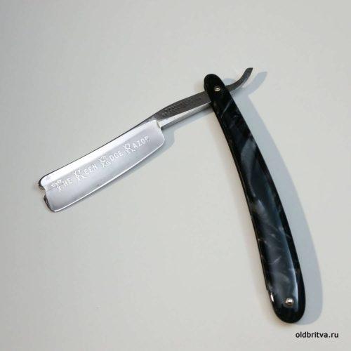 бритва Frederick's straight razor
