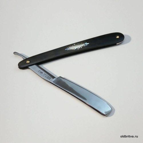 George A Aurillag straight razor