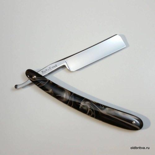 бритва Helgestrand MK42 straight razor