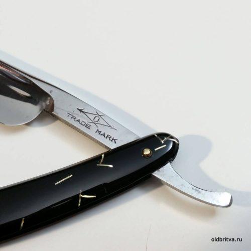бритва Trade Mark straight razor