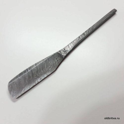 Бритва из дамаской стали