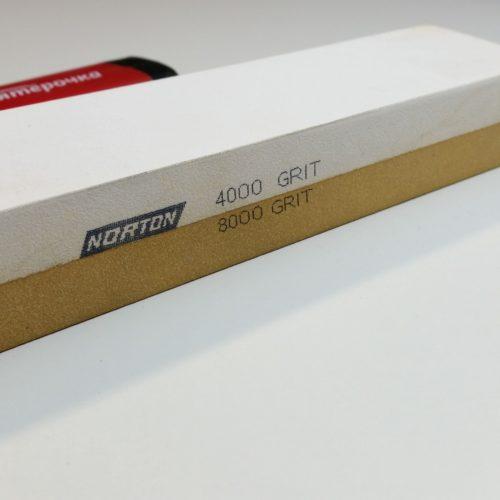 Камень для заточки Norton 4000-8000